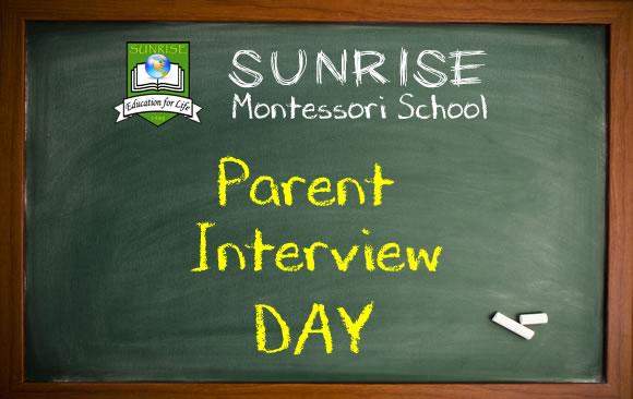 Parent Interview Day