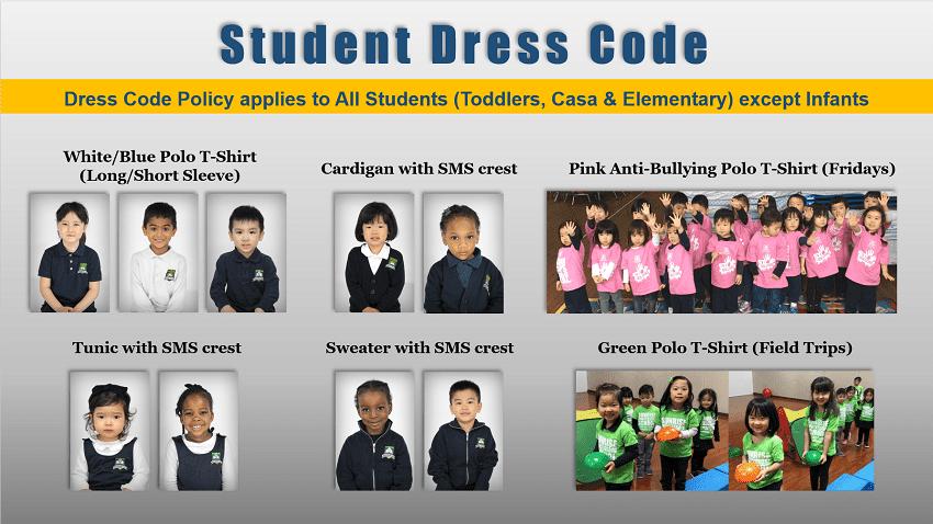 Sunrise Dress Code Policy
