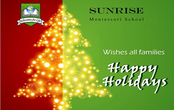 Happy Holidays to Everyone