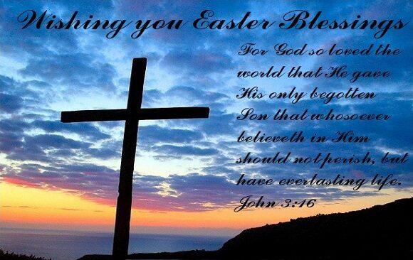 Easter Day Blessings